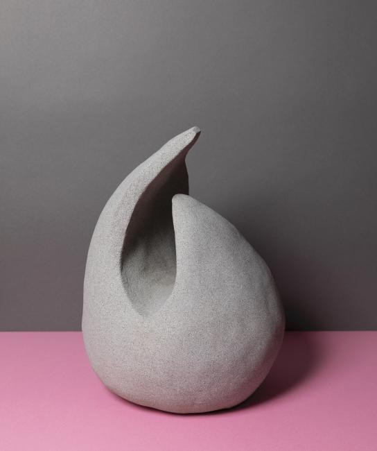 Stone abstract sculpture 1